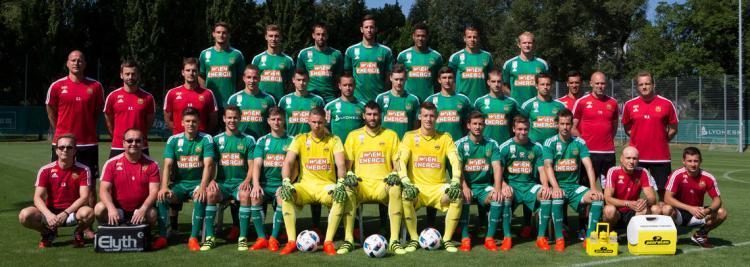 Mannschaft Saison 2015-16-1140x406