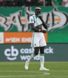VIENNA,AUSTRIA,27.APR.19 - SOCCER - tipico Bundesliga, qualification group, SK Rapid Wien vs TSV Hartberg. Image shows Aliou Badji (Rapid). Keywords: Wien Energie. Photo: GEPA pictures/ Christian Ort